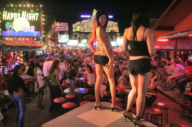 Thai sex industry has estimated worth of 260 billion baht, according to news site
