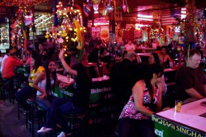 Pattaya Police raid popular discos for Narcotics, firearms and Prostitution-Find nothing