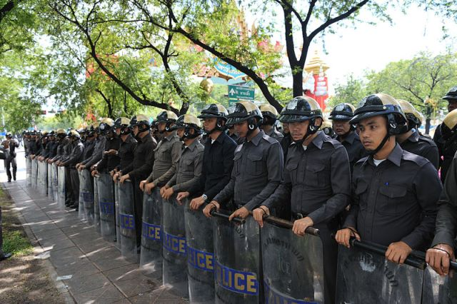 Police warn over May 22 protest plans