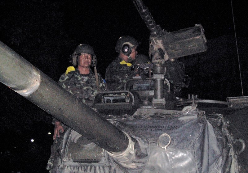 Thai Army chief Prayuth announces military coup, curfew after 10pm-5am