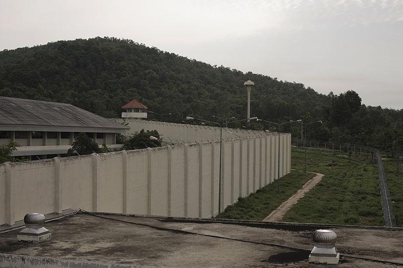 Central Prison in Ratchaburi
