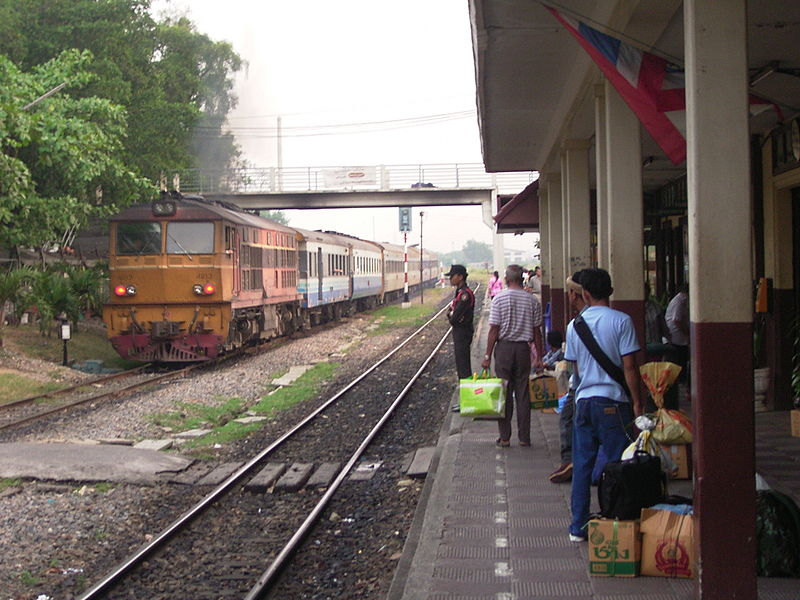 Bang Sue Central Station in Chatuchak