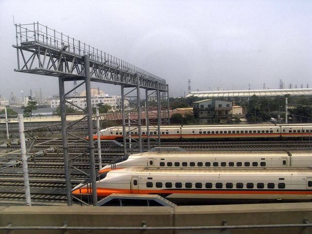 Construction of Thai-Chinese high-speed railway to begin in December