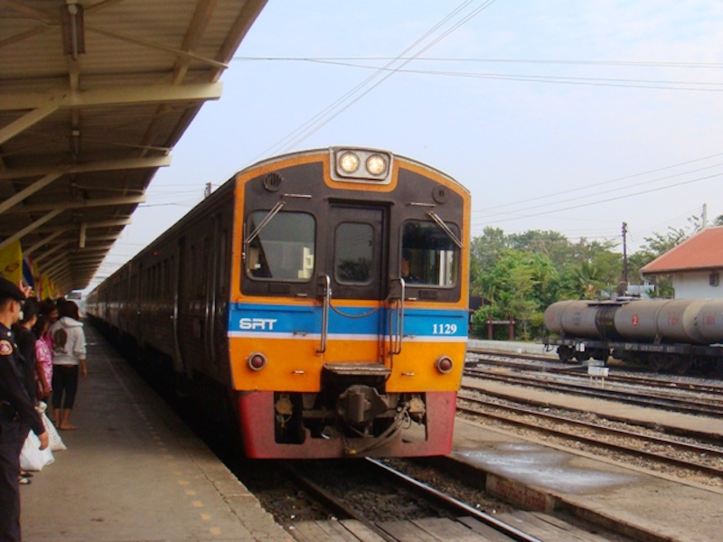Rapid-transit train of State Railway of Thailand