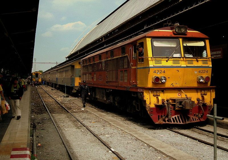 No One Wounded in Narathiwat Rail Track Bomb