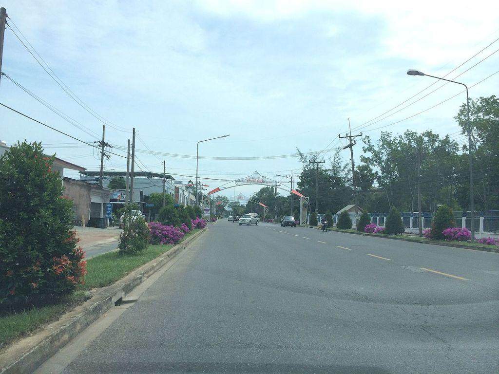 Sateng in Yala District