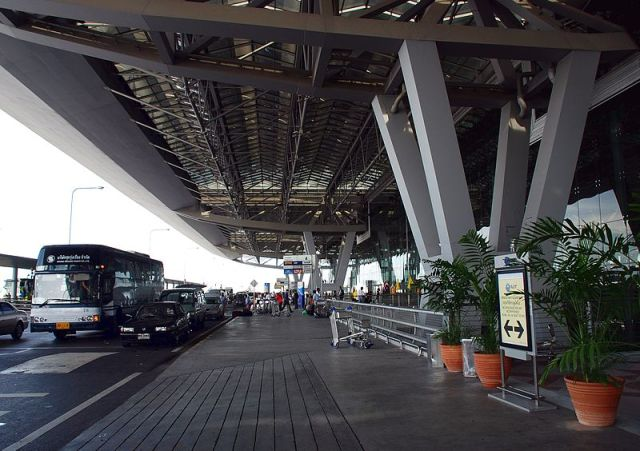 Chinese woman safe after abduction at Suvarnabhumi