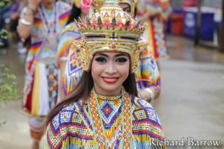 Southern Thai Dancing Girl