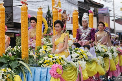 Surin Wax Candle Festival