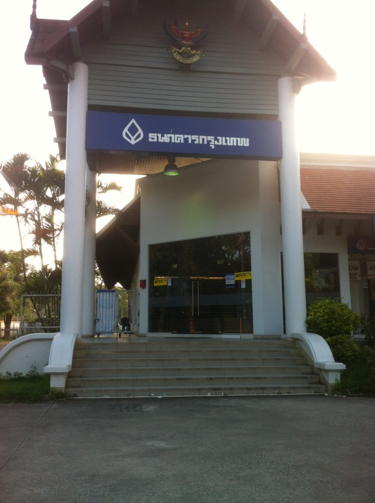 Thailand Bank Accounts