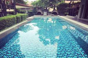 Chiang Mai Apartment pool