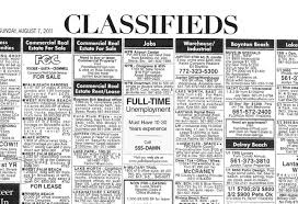 Classifieds Directories