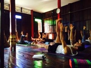 Freedom Yoga, Chiang Mai