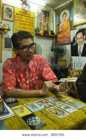Political Fortune Telling in Thailand
