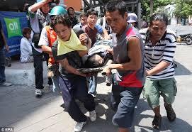 Thai gang shootout