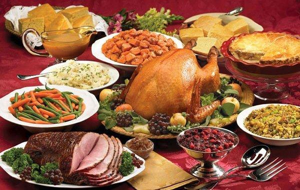 Thanksgiving in Thailand