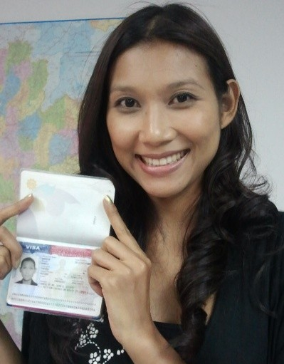 Us visa for thai girlfriend