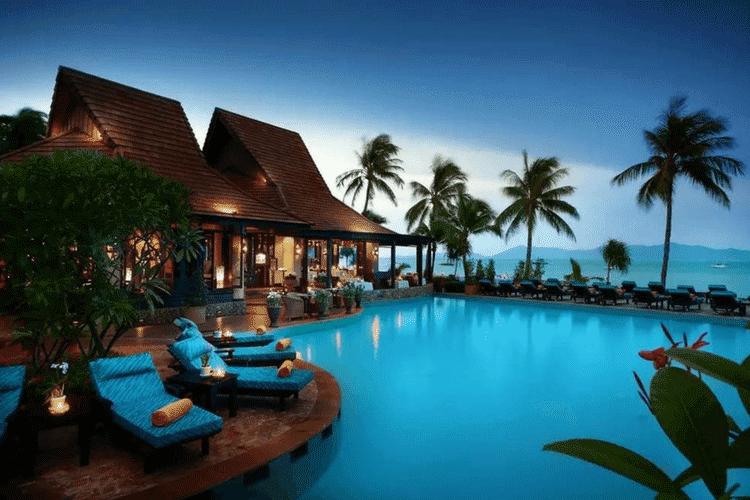 Anantara Bophut Koh Samui Resort & Spa, Bophut Bay