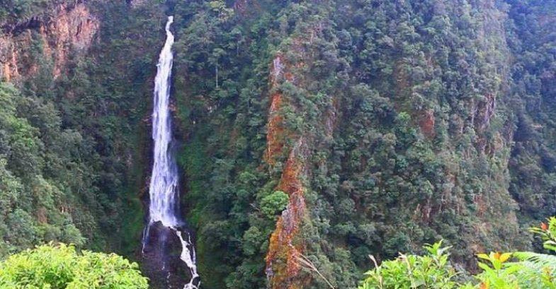 Mae Surin Waterfall, Mae Hong Son