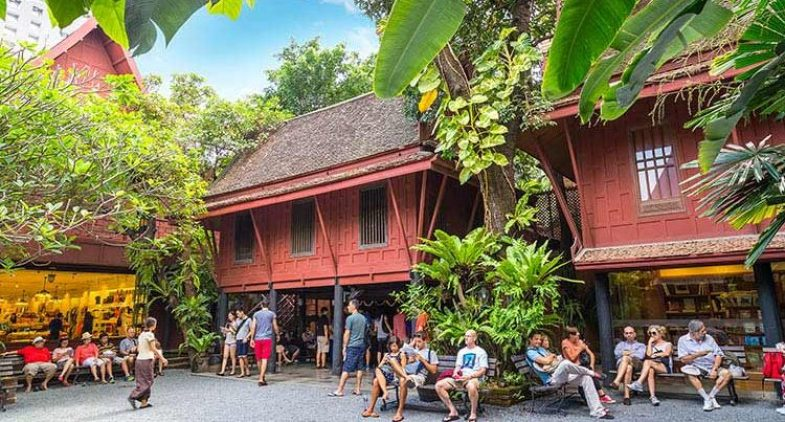 The Jim Thompson House Museum