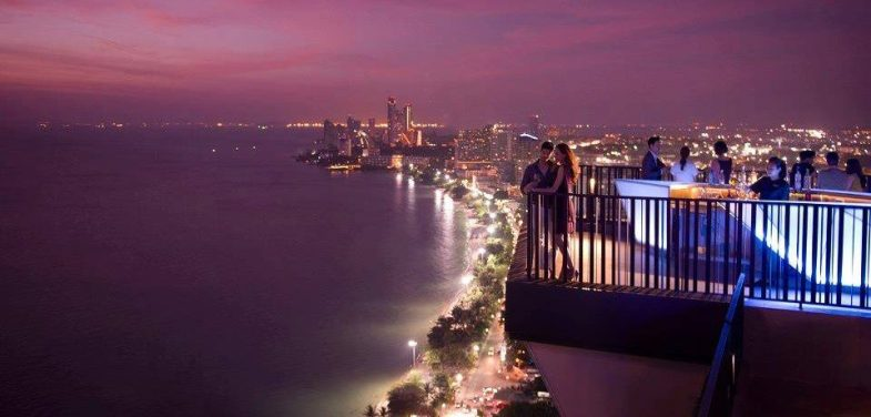 Visiting Pattaya Rooftop Bars is mus things to do in Pattya