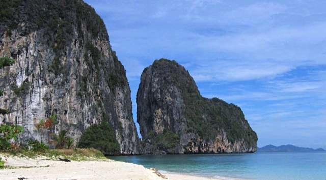 Ko Lao Liang in Thailand