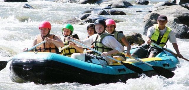 Whitewater Rafting Thailand Image