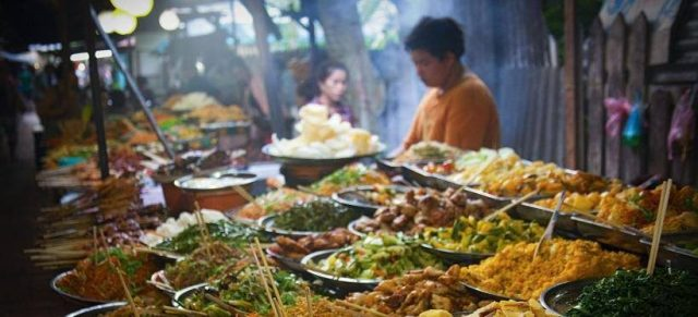 Awesome Street Food in thailandAwesome Street Food in thailand
