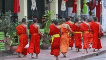 Sample Itinerary Idea for Northern Thailand to Laos