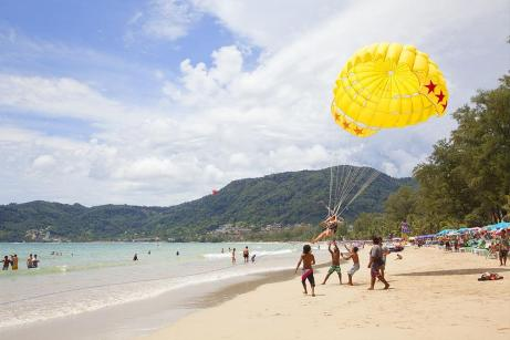 Patong attractions