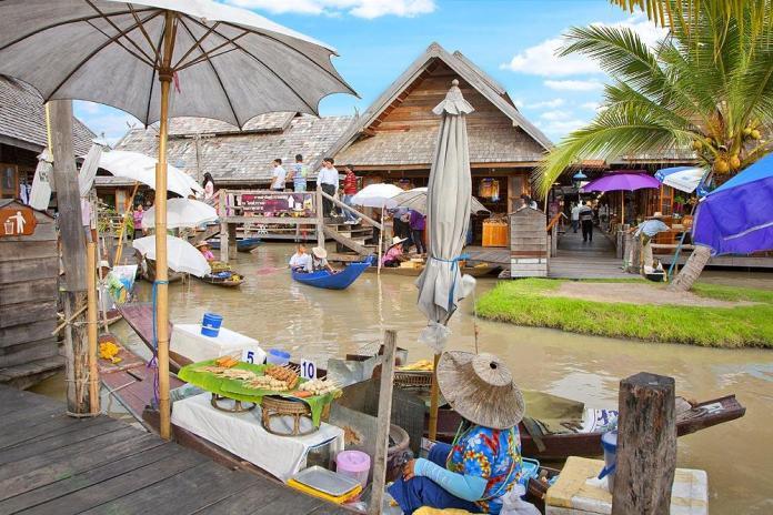floating_market_pattaya