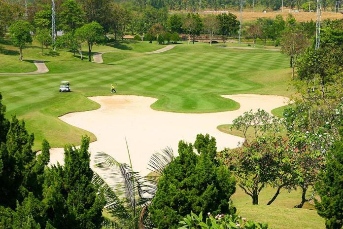 5-Star Executive Golf Holidays in Chonburi Thailand