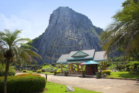 Khao Chi Chan, Buddha Mountain Pattaya