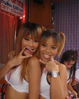 Can thai bar girls
