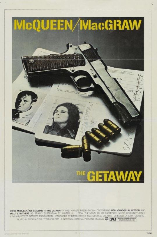 映画『ゲッタウェイ』のポスター