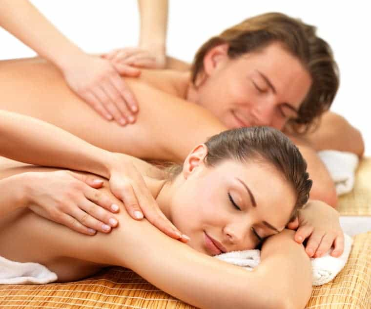 Thai Couples Massage