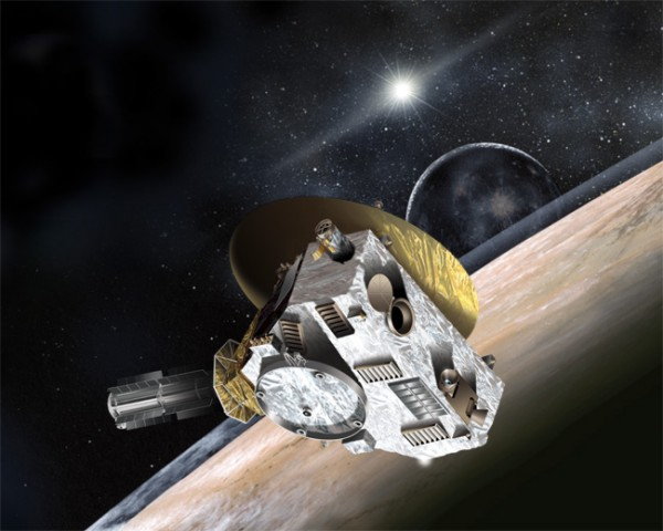 New Horizons (ภาพจาก http://en.wikipedia.org/wiki/New_Horizons)