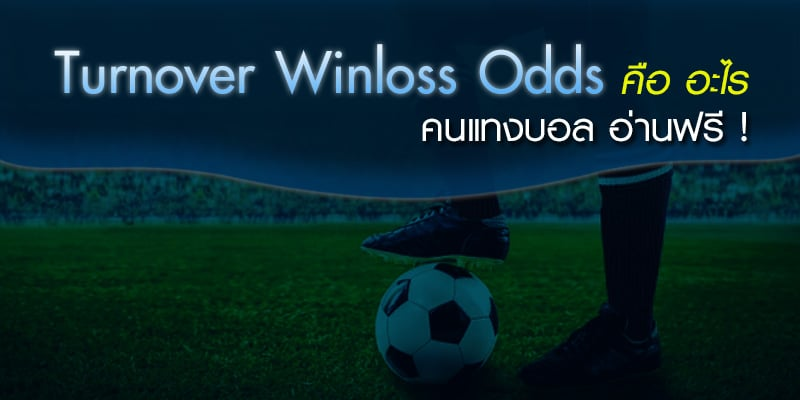 Turnover Winloss Odds
