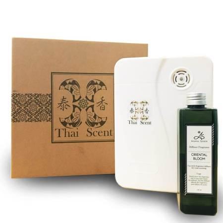 商業/居家系統加香機香氛機禮盒 贈擴香精