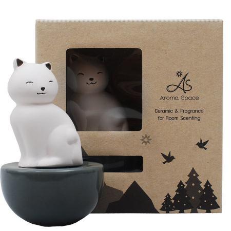 Aiko 療癒貓擴香精禮盒(三款香氣任選)