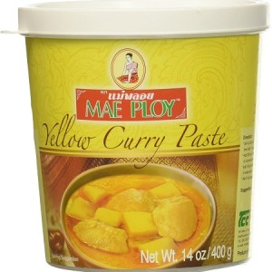 Yellow Curry Pastes