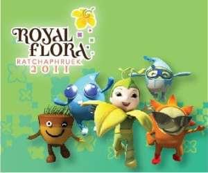 Royal Flora Ratchaphruek