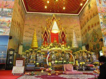Nong Khai - Wat Pho Chai