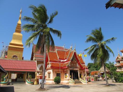 Wat Luang - Provincie Nong Khai