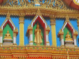 Wat Ong Tue Thajsko