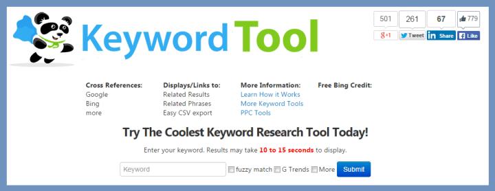SEOBook keyword tool | Thakur Blogger