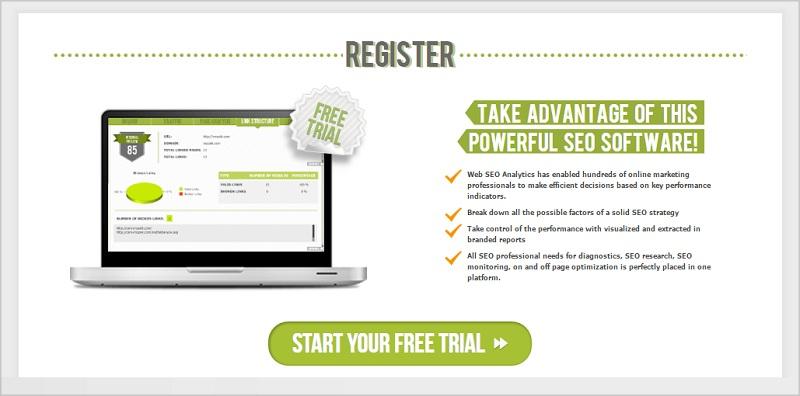 Web SEO analytics  - backlink checker tool online