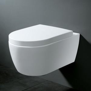 wc suspendu sans bride mezzo