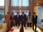 UN ACCORD BILATÉRAL SUPPLÉMENTAIRE EN AFRIQUE POUR MASEN