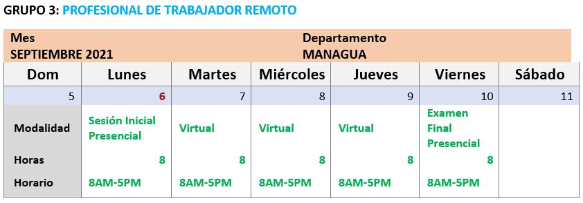 remoto G3